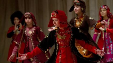 Юбилейный фестиваль «Воронеж многонациональный» завершился гала-концертом