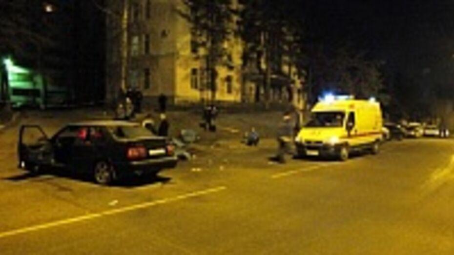 В Воронеже водитель иномарки  сбил 15 человек: пятеро погибли
