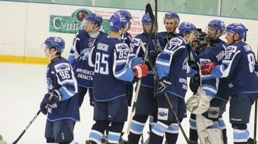 Хоккейная «Россошь» вышла в полуфинал Кубка Регионов