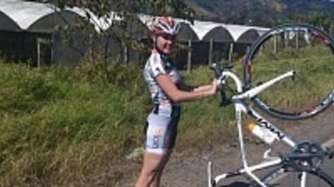 Воронежская велосипедистка выиграла «бронзу» чемпионата России