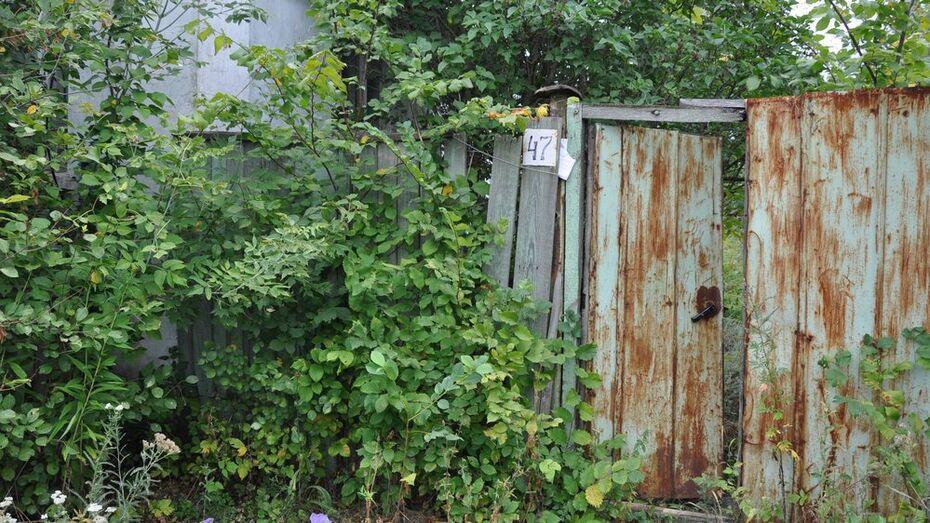 В Воронежской области в жилом доме нашли тела матери и дочери