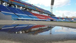 Облсовпроф и воронежский «Факел» обсудят новые условия аренды Центрального стадиона