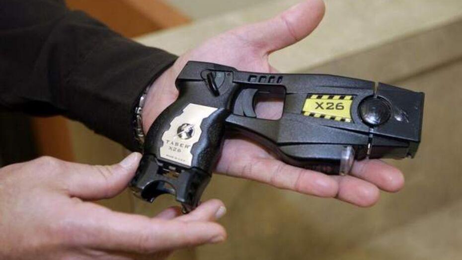 В Воронежской области зарегистрировано более 80 тысяч единиц оружия