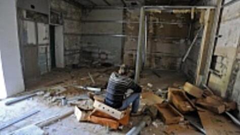 Жители воронежского микрорайона Шилово пригрозили спалить здание под приют для бездомных