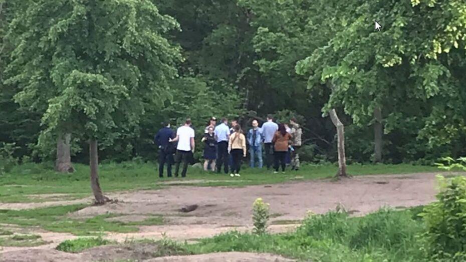 Найденное в воронежском микрорайоне Дубрава расчлененное тело принадлежало женщине