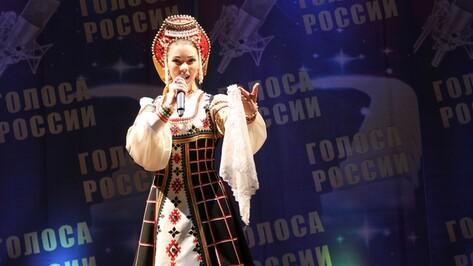 Воронежская певица заняла первое место на всероссийском вокальном конкурсе