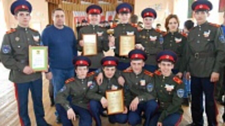 Старшеклассники Каширской средней школы заняли второе место в зональном финале  областной военно-спортивной игры «Победа»