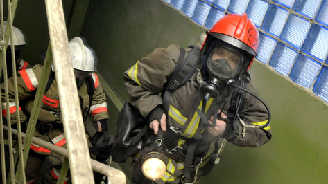 В Воронежской области после пожара в многоквартирном доме нашли тело мужчины