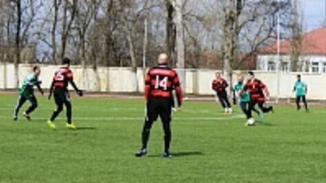 Лискинский «Локомотив» провел очередной спарринг в Липецке