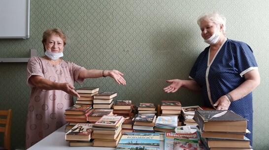 В Лисках местное отделение общества инвалидов попросило земляков поделиться книгами