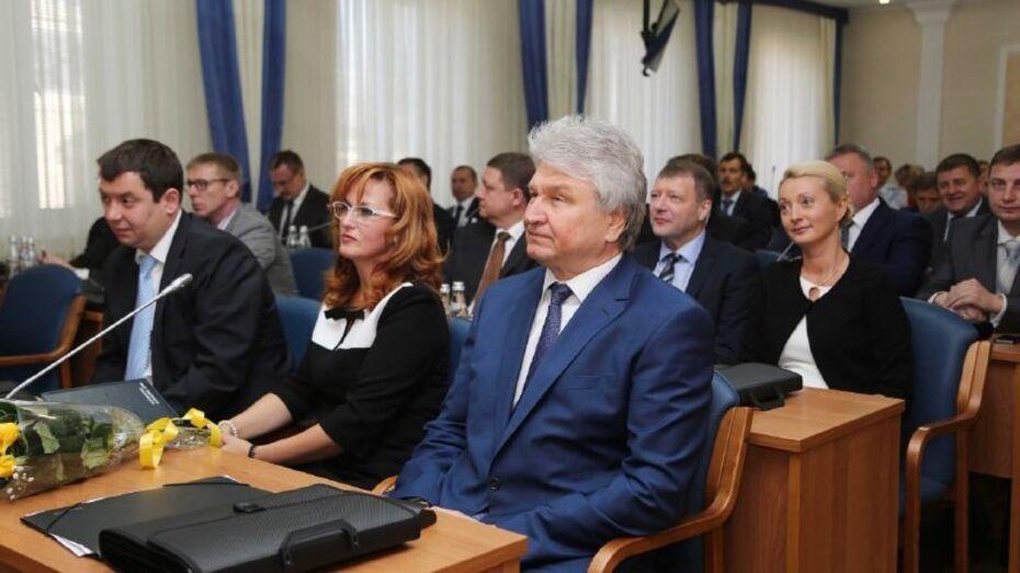 Владимир Ходырев сохранил место спикера Воронежской гордумы