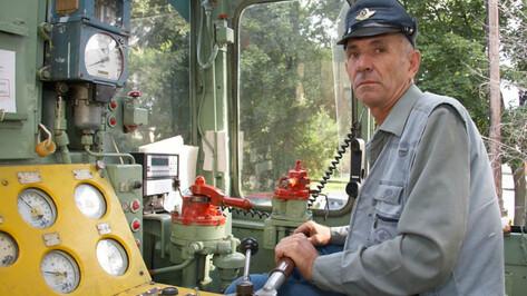 Власти Воронежской области поздравили железнодорожников