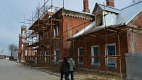 Во дворце Ольденбургских начат новый этап реставрационных работ