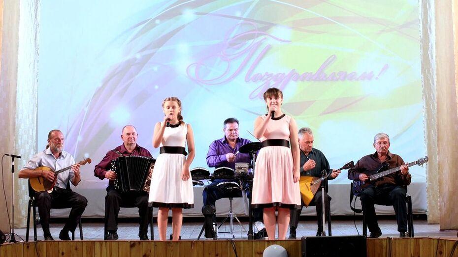 Поворинский дуэт завоевал Гран-при всероссийского конкурса «Яркость вдохновения»