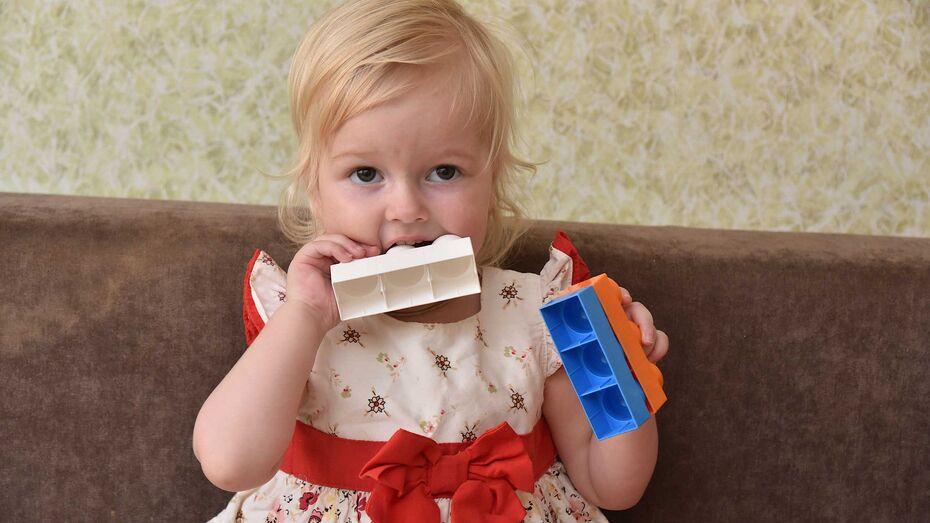 Получившая самый дорогой в мире укол воронежская малышка пойдет в садик