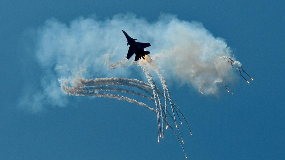 Воронежские летчики победили на Армейских международных играх