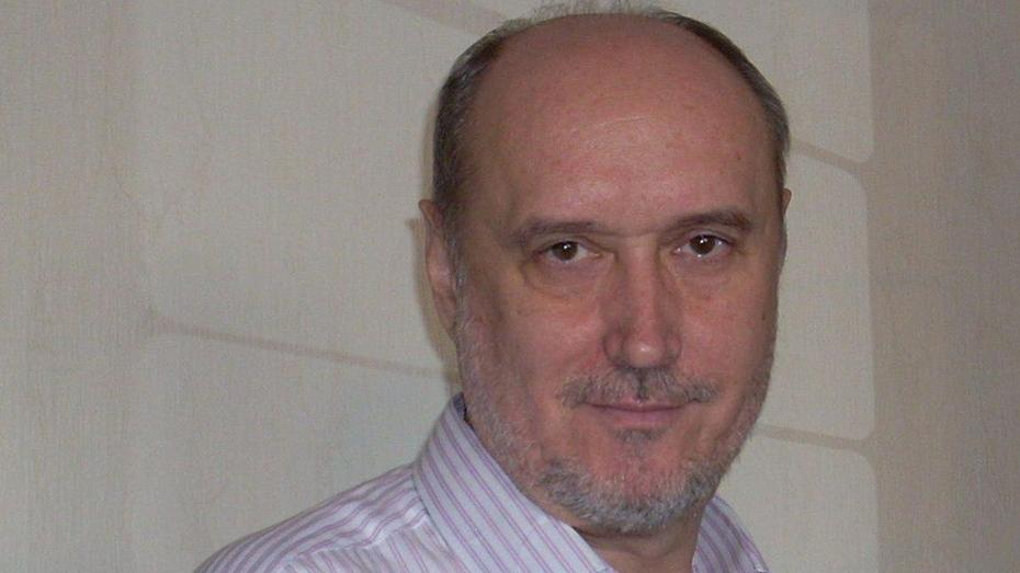 В Воронеже умер писатель Виктор Никитин