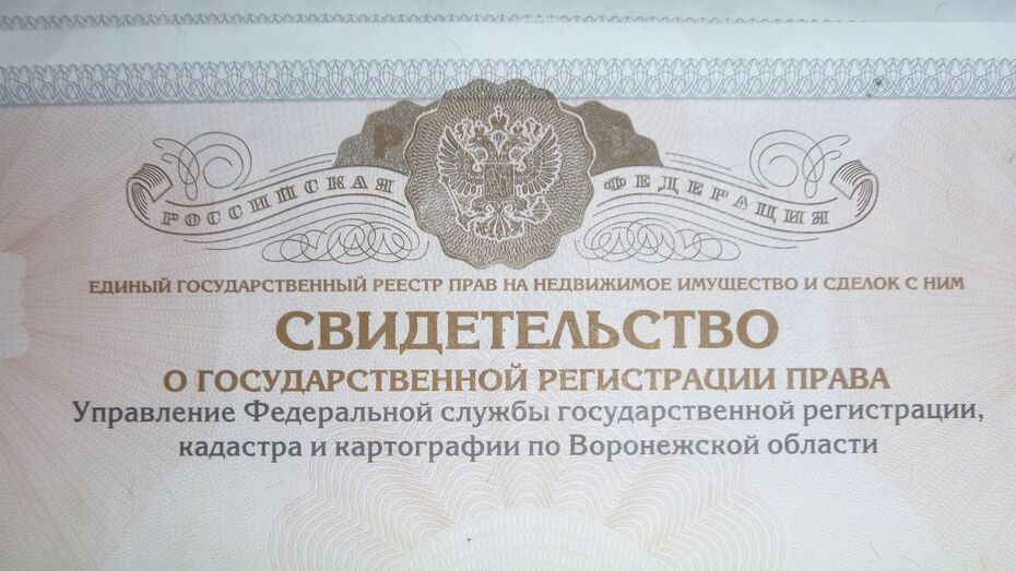 Получить «зеленку» в Воронеже и области стало проще