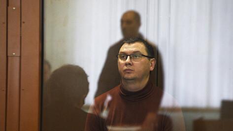 В Воронеже бывшему ректору ВГТУ продлили арест до 8 месяцев