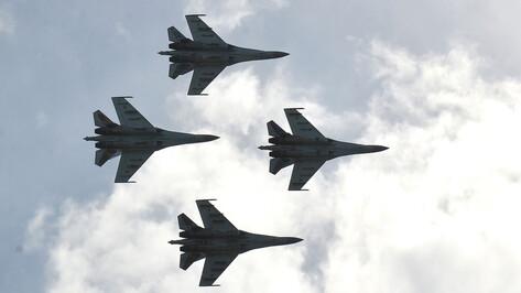 В День города в Воронеже на авиашоу выступит элита ВВС
