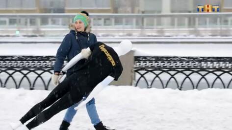 В реалити-шоу «Перезагрузка» жительницу Воронежа пристегнули наручниками к манекену
