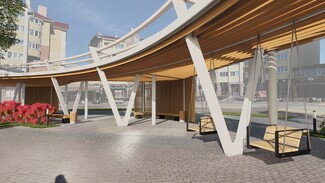 Реализацию проекта «Городская гостиная» начали в Боброве