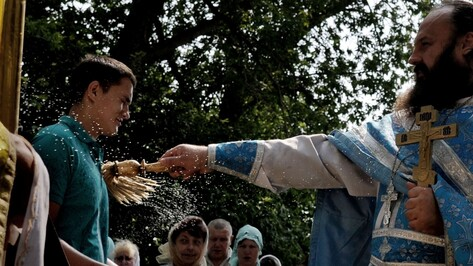 История от РИА «Воронеж». Как подполковник полиции превратился в настоятеля храма