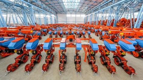 Завод по производству сельхозтехники под Воронежем запустят в 2017 году