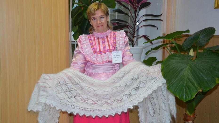 Жительница Поворино вошла в число финалистов Всероссийского фестиваля «Руками женщины»