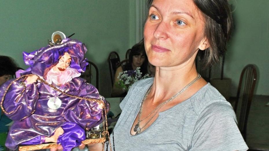 В лискинском санатории прошел первый фестиваль народного  творчества