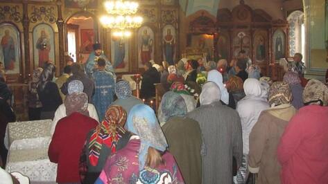 В Павловск привезли икону «Спорительница хлебов»