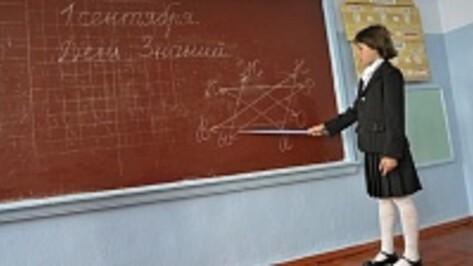 В День знаний в школы Воронежа отправятся более 9,2 тыс первоклассников