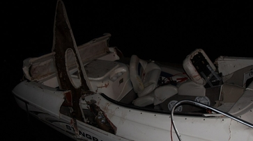 В Воронеже нашли второго участника аварии с катерами на водохранилище