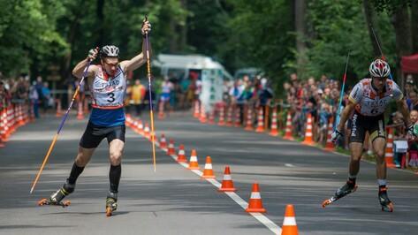 Воронежский спортсмен выиграл кубок России по лыжероллерам
