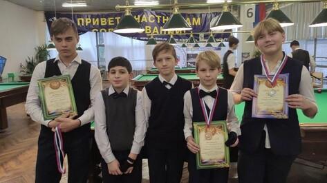 Бутурлиновская спортсменка завоевала «серебро» областного турнира по бильярдному спорту