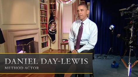 Барак Обама снялся в пародийном трейлере