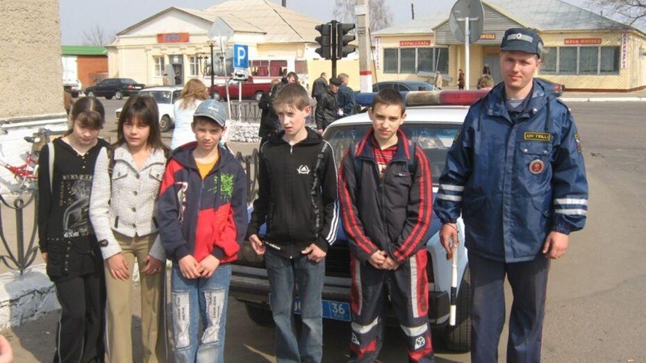Полицейский из Воронежской области получил госнаграду за поимку похитителя девочки