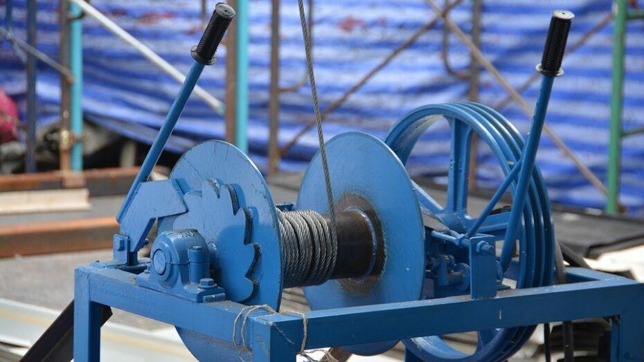 Поворинец пойдет под суд за кражу 30 м медного кабеля и вала транспортера