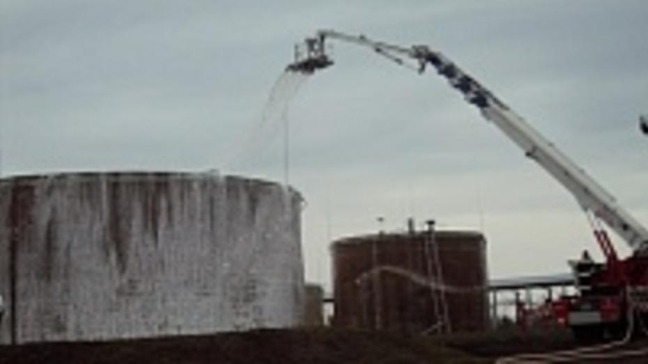 Воронежские спасатели подготовились к разливу нефти