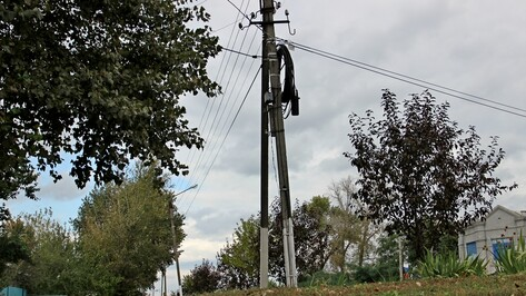 В Подгоренском районе электроэнергию отключат 30 сентября и 1 октября