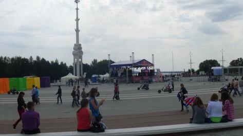 Концерт на Адмиралтейской площади в День молодежи соберет 5 тыс воронежцев
