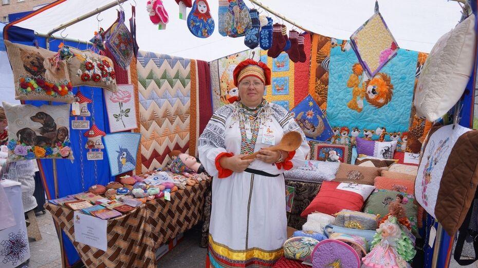 К борисоглебскому фестивалю народного творчества присоединились мастера из других стран