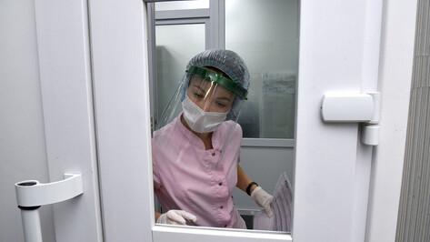 Коронавирусом заболели еще 395 жителей Воронежской области