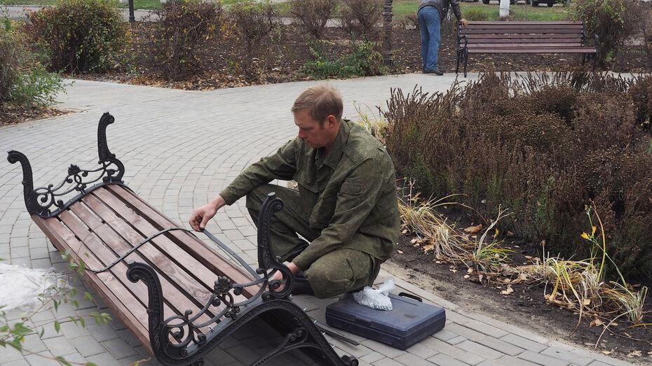 Воронежская область получит от федералов 684 млн рублей на парки и дворы