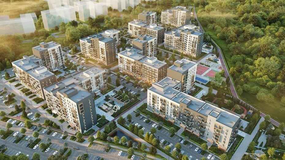 Напротив Сити-парка «Град» появится новый жилой комплекс в скандинавском стиле