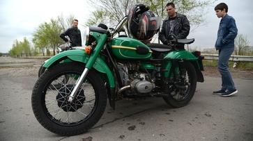 В Воронежской области пьяный парень попался на угоне мотоцикла