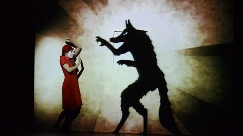 Театральная программа Платоновского фестиваля завершилась спектаклем-мультфильмом