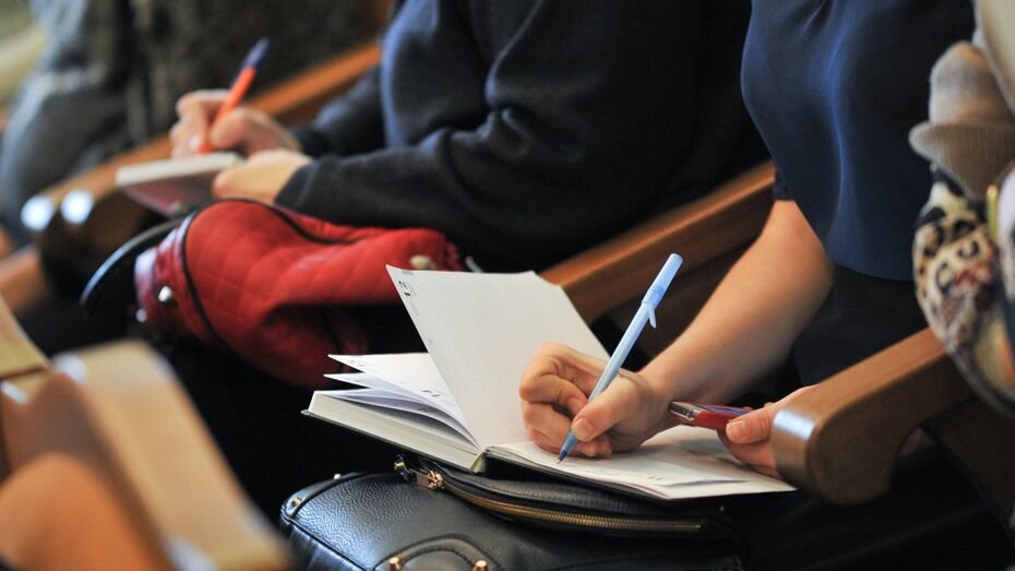 В Воронежской области стартовали семинары для руководителей и активистов ТОС