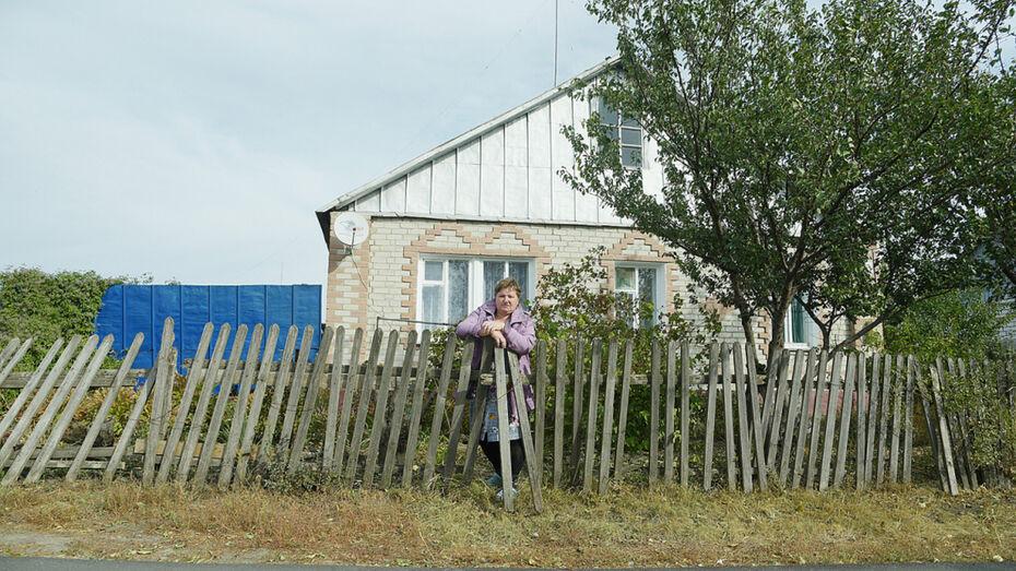 Живущая в промзоне многодетная мать из Воронежской области обратилась к главе СК РФ