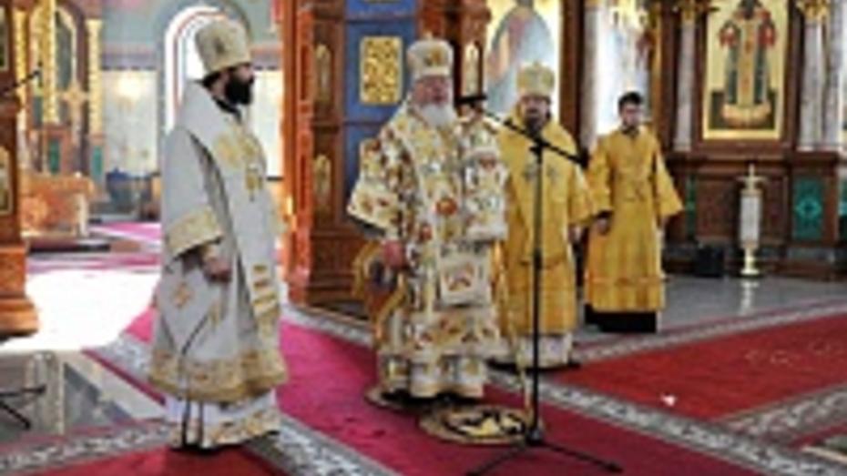 В день своего рождения митрополит Воронежский и Лискинский Сергий призвал беречь мир